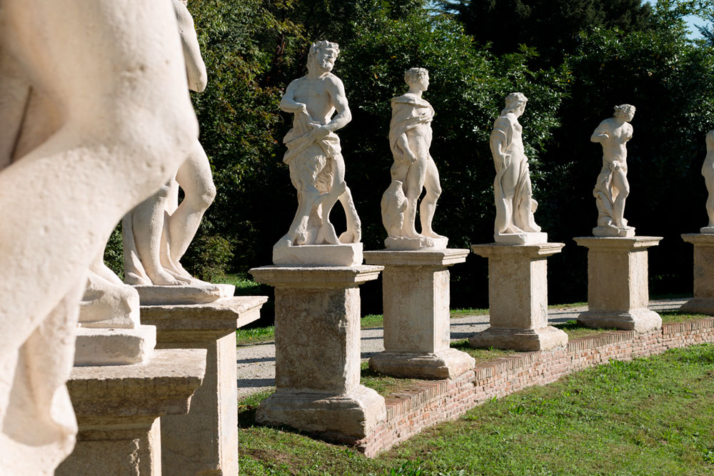 Villa Parco Bolasco - Cavallerizza