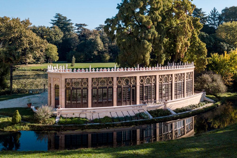 Villa Parco Bolasco - Serra