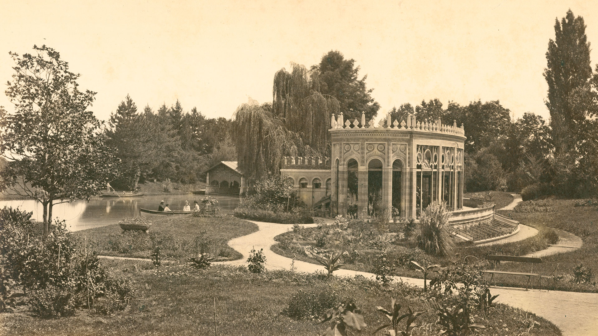 Villa Parco Bolasco - 1872