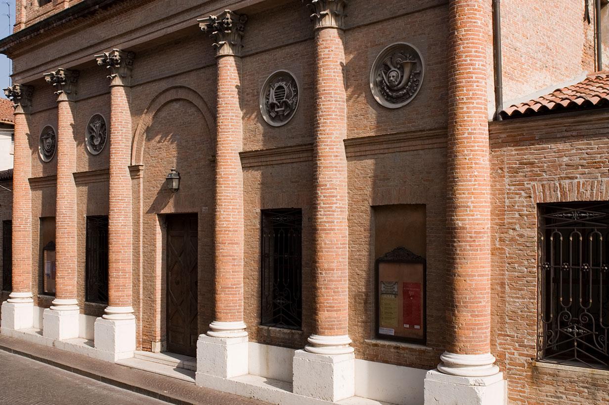Castelfranco Veneto - Teatro accademico