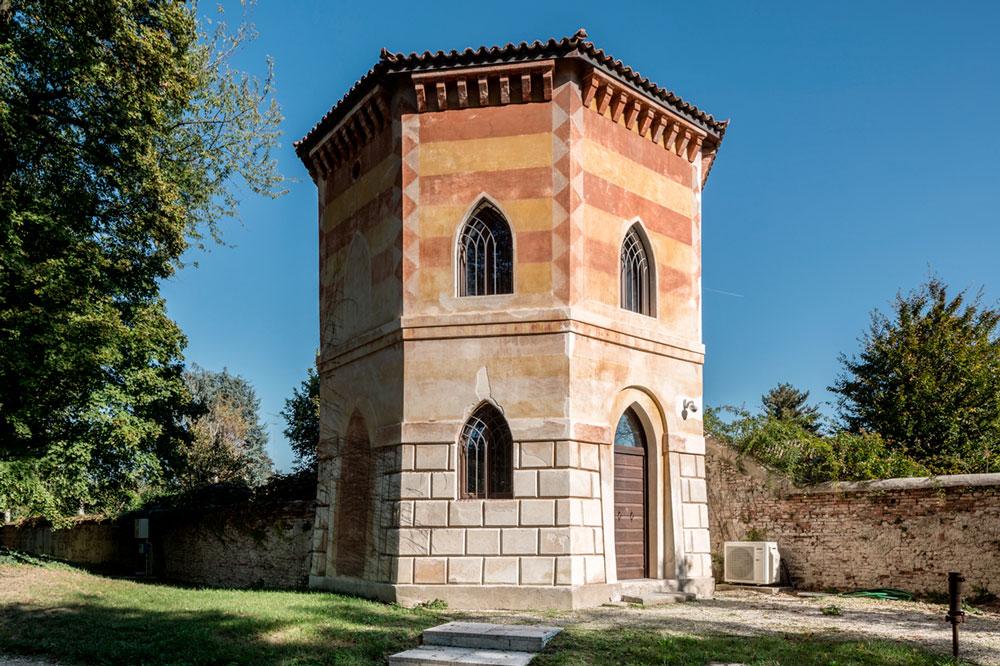 Villa Parco Bolasco - Torre Est