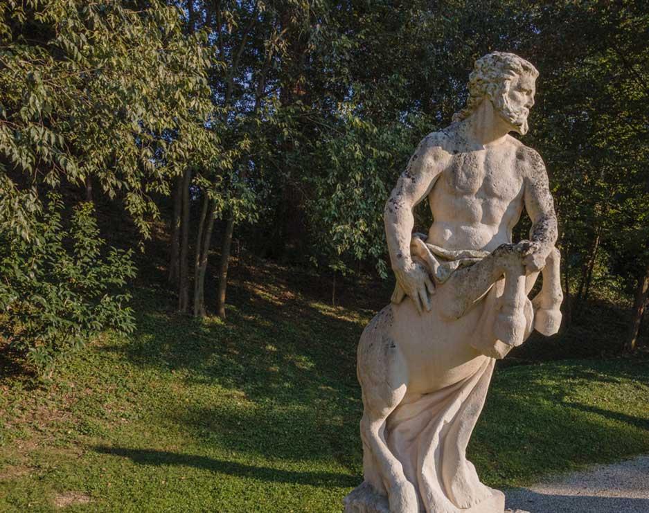 Villa Parco Bolasco - Centauro