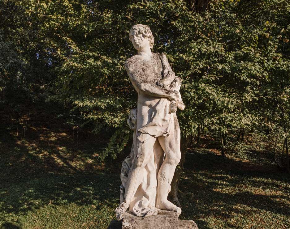 Villa Parco Bolasco - Mercurio