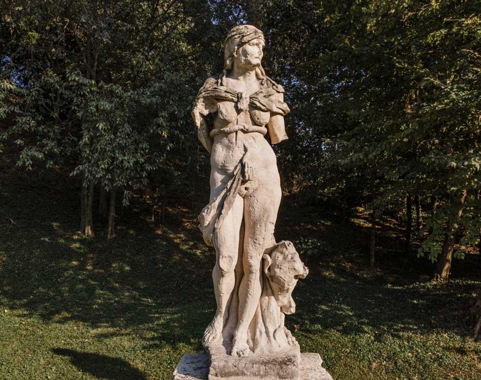 Villa Parco Bolasco - Invidia