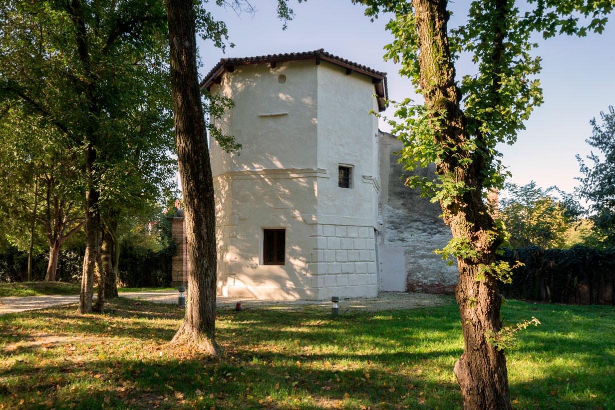 Villa Parco Bolasco Colombara Ovest